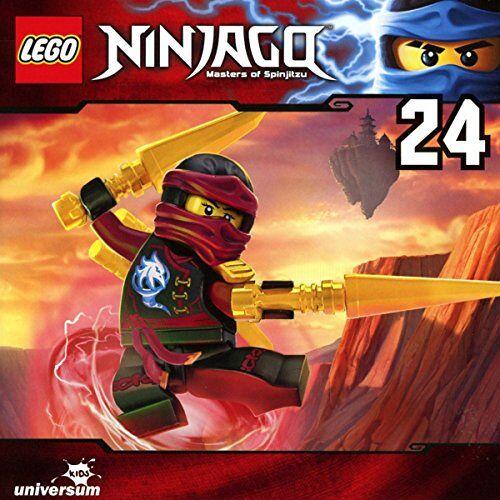 Lego Ninjago-Masters of Spinjitzu - Lego Ninjago (Cd24) - Preis vom 23.01.2020 06:02:57 h