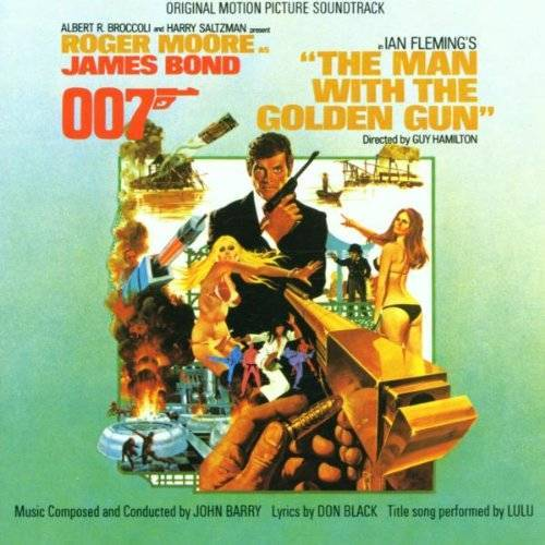 - James Bond - Der Mann mit dem goldenen Colt (The Man With the Golden Gun) - Preis vom 12.05.2021 04:50:50 h