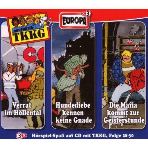 Tkkg - Die 10.Tkkg-Box/3er Box Folge 28-30 - Preis vom 20.10.2020 04:55:35 h