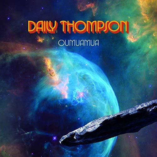 Daily Thompson - Oumuamua (Digisleeve) - Preis vom 20.10.2020 04:55:35 h