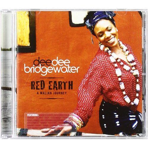 Bridgewater, Dee Dee - Red Earth - Preis vom 20.10.2020 04:55:35 h