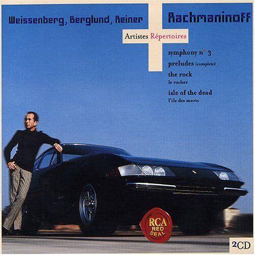 Rachmaninov - Rachmaninov: Symph. 3 / Rock / - Preis vom 05.09.2020 04:49:05 h