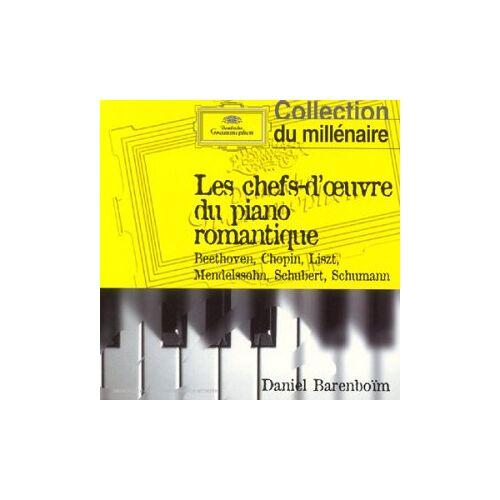 Daniel Barenboim - Piano-Chefs-D'oeuvre - Preis vom 23.02.2021 06:05:19 h