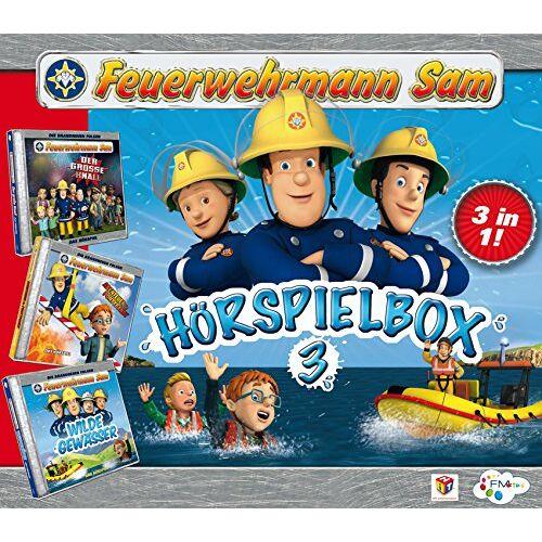 Feuerwehrmann Sam - Feuerwehrmann Sam-Hörspiel Box 3 - Preis vom 20.01.2021 06:06:08 h