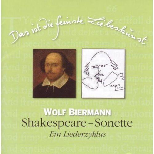 Wolf Biermann - Das Ist die Feinste Liebeskunst - Preis vom 03.12.2020 05:57:36 h