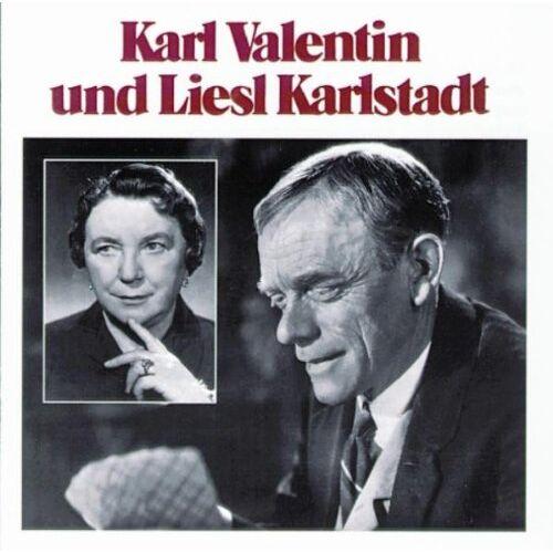Liesl Karlstadt - Karl Valentin und Liesl Karlst - Preis vom 25.02.2021 06:08:03 h