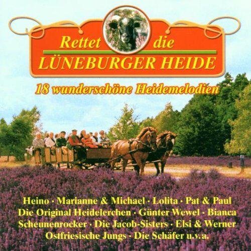 Various - Rettet die Lüneburger Heide - Preis vom 27.02.2021 06:04:24 h