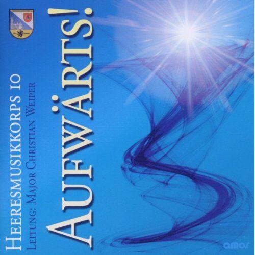 Heeresmusikkorps 10 - Aufwärts! - Preis vom 18.04.2021 04:52:10 h