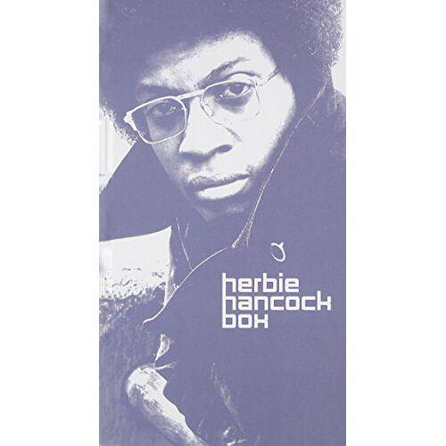 Herbie Hancock - The Herbie Hancock Box - Preis vom 20.10.2020 04:55:35 h