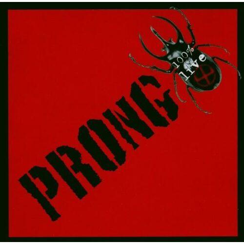 Prong - 100 Prozent Live - Preis vom 14.05.2021 04:51:20 h
