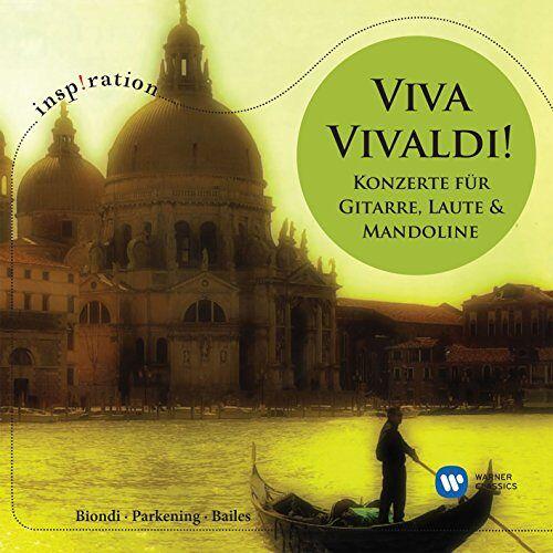 Biondi - Viva Vivaldi! Konz.F.Gitarre - Preis vom 24.02.2021 06:00:20 h