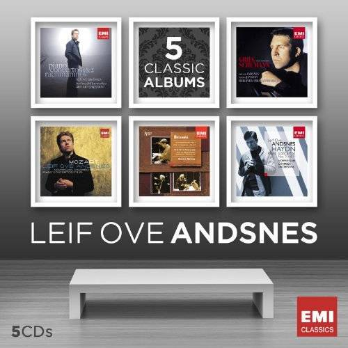 Andsnes, Leif Ove - Leif Ove Andsnes - Preis vom 12.04.2021 04:50:28 h