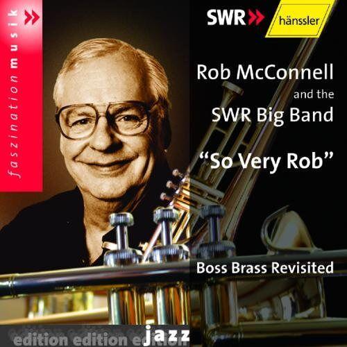 Rob Mcconnell - So Very Rob - Preis vom 01.03.2021 06:00:22 h