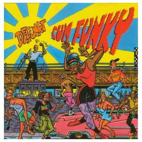 Defunkt - Cum Funky - Preis vom 26.03.2020 05:53:05 h