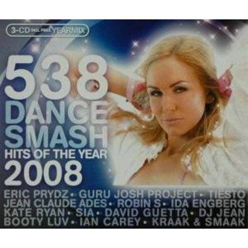 538 Dance Smash 2008 - 538 Dance Smash 2008/Hits - Preis vom 07.03.2021 06:00:26 h