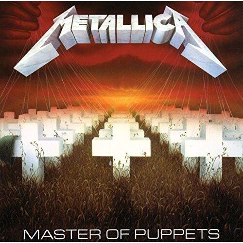 Metallica - Master of Puppets (LP) [Vinyl LP] - Preis vom 20.10.2020 04:55:35 h