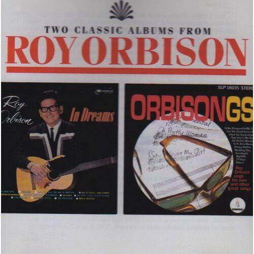 Roy Orbison - In Dreams/Orbisongs - Preis vom 23.01.2021 06:00:26 h