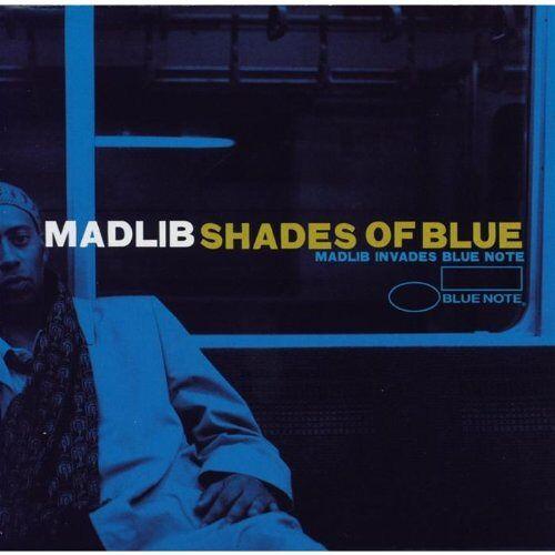 Madlib - Shades of Blue: Madlib Invades Blue Note - Preis vom 03.12.2020 05:57:36 h
