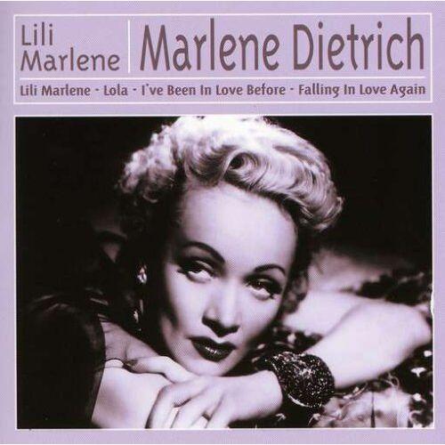 Marlene Dietrich - Lil Marlene - Preis vom 19.10.2020 04:51:53 h