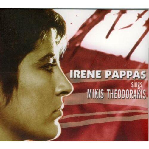 Irene Pappas - Irene Pappas Sings Mikis Theodorakis - Preis vom 10.04.2021 04:53:14 h