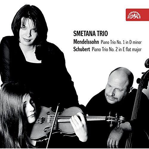 Smetana Trio - Klaviertrio 1 Op.49/Klaviertrio 2 d 929 - Preis vom 24.01.2021 06:07:55 h