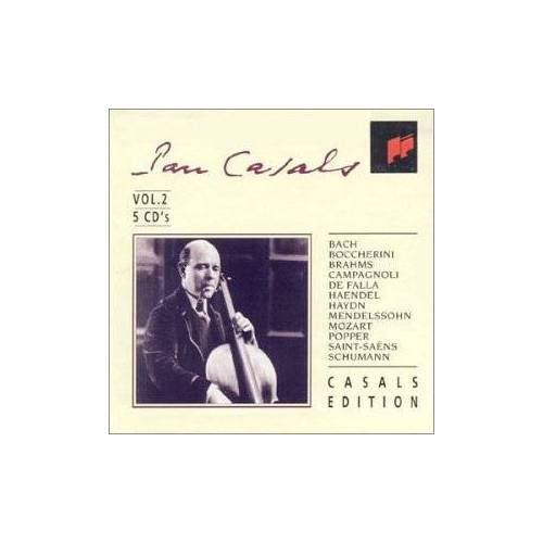 Pablo Casals - Casals Box - Preis vom 04.10.2020 04:46:22 h
