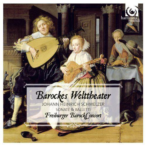 Freiburger Barockconsort - Barockes Welttheater - Preis vom 16.04.2021 04:54:32 h