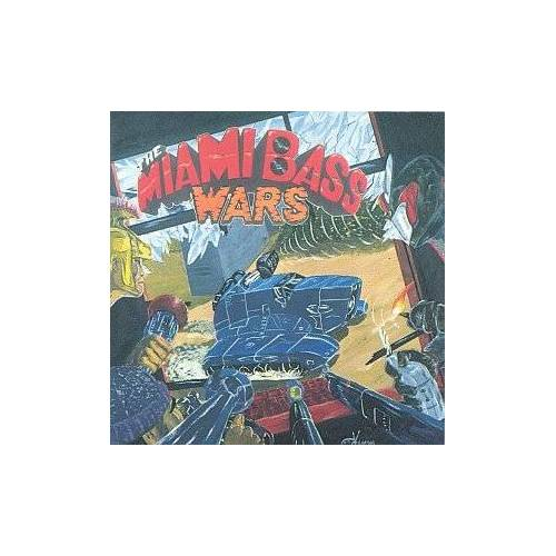 Va-Miami Bass Wars - Vol. 1-Miami Bass Wars - Preis vom 20.10.2020 04:55:35 h