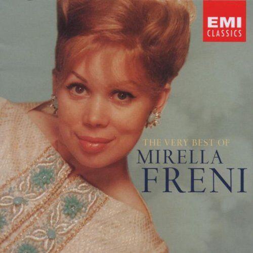 Mirella Freni - The Very Best Of Mirella Freni - Preis vom 15.04.2021 04:51:42 h