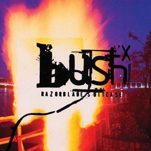 Bush - Razorblade Suitcase - Preis vom 20.10.2020 04:55:35 h