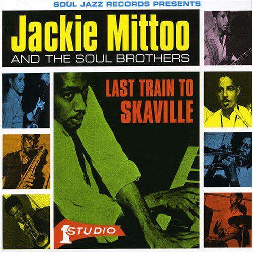 Jackie Mittoo - Last Train to Skaville - Preis vom 28.03.2020 05:56:53 h