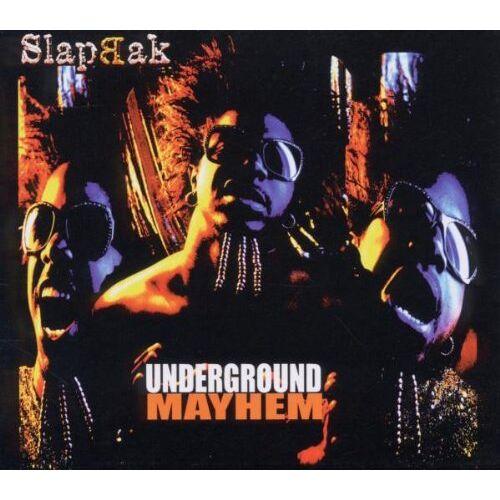 Slapbak - Underground Mayhem - Preis vom 12.05.2021 04:50:50 h