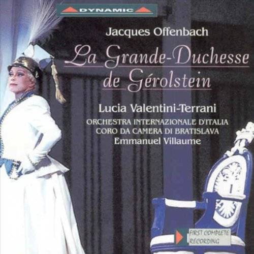 Various - Die Grossherzogin Von Gerolstein - Preis vom 17.01.2021 06:05:38 h