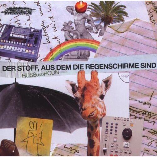 Huss und Hodn - Der Stoff, aus dem die Regenschirme sind - Preis vom 25.01.2021 05:57:21 h