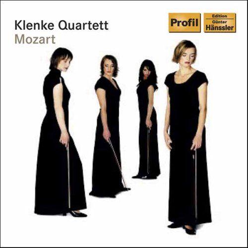 Klenke - String Quartet K 458+K428 - Preis vom 09.05.2021 04:52:39 h