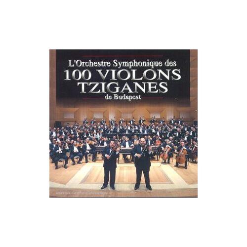 Tziganes - 100 Violons Tziganes - Preis vom 26.01.2021 06:11:22 h