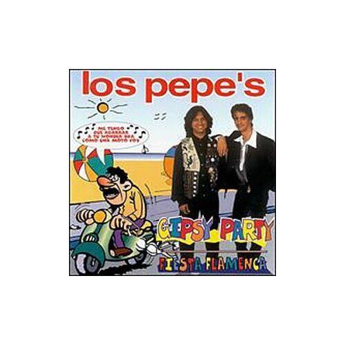 Los Pepes - Gipsy Party - Preis vom 20.10.2020 04:55:35 h