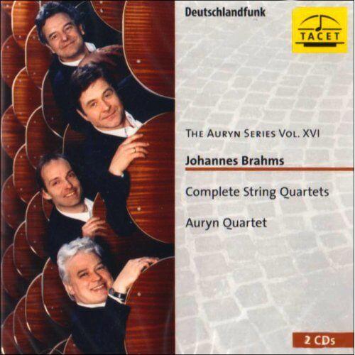 Auryn Quartett - Auryn Series Vol XVI - Preis vom 21.04.2021 04:48:01 h