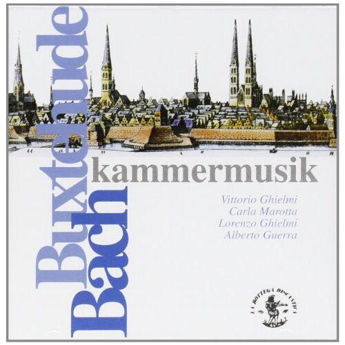 Various - Kammermusik von Bach und Buxtehude - Preis vom 12.05.2021 04:50:50 h
