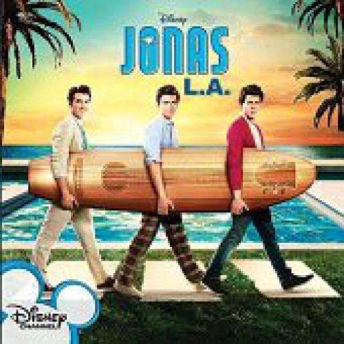 Jonas Brothers - JONAS L.A - Preis vom 20.10.2020 04:55:35 h