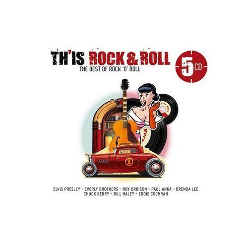 Various - Th'Is Rock & Roll-the Best of Rock'N'Roll - Preis vom 08.05.2021 04:52:27 h