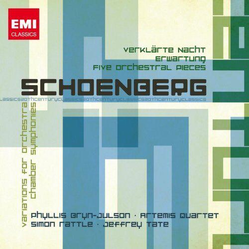 Rattle - Schönberg - Preis vom 20.10.2020 04:55:35 h