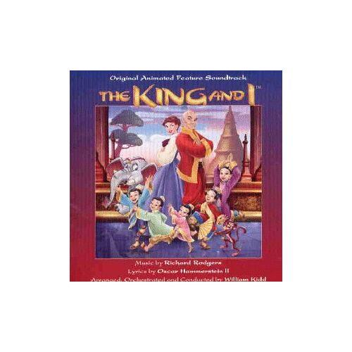 Various - Rodgers & Hammerstein: The King and I (Anna und der König von Siam, Gesamtaufnahme) - Preis vom 08.12.2019 05:57:03 h