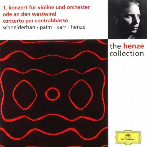 Schneiderhan/Karr/Henze/Sobr/+ - Violin-U.Kontrabass-Konzert/+ - Preis vom 05.09.2020 04:49:05 h