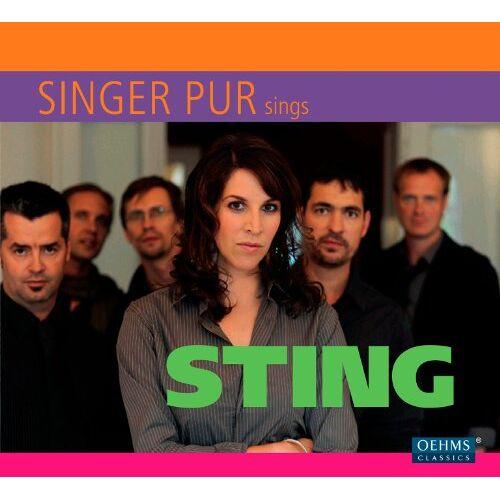 Singer Pur - Singer Pur sings STING - Preis vom 27.02.2021 06:04:24 h