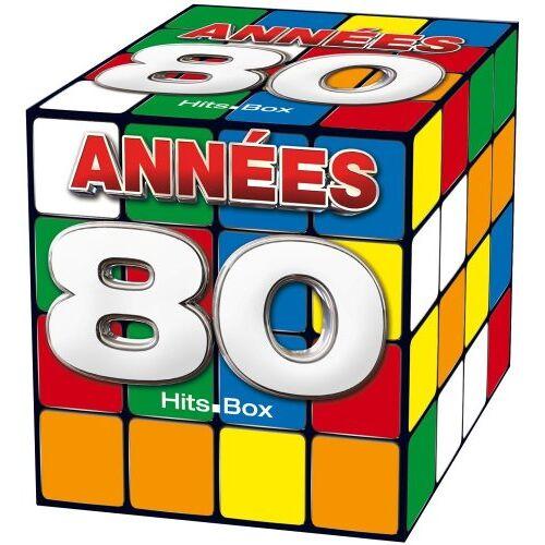 Rubik S Cube Packaging - Annees 80 Hits Box - Preis vom 20.10.2020 04:55:35 h