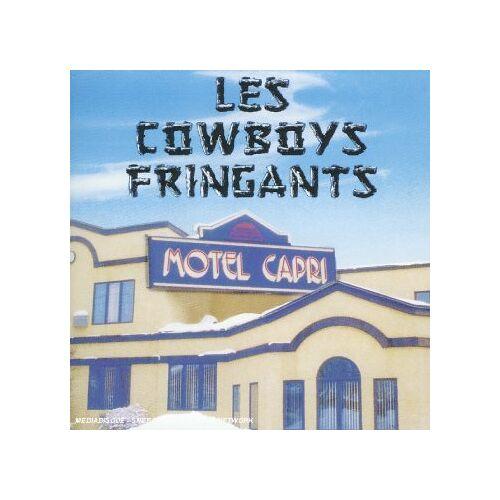 Les Cowboys Fringants - Motel Capri - Preis vom 13.04.2021 04:49:48 h