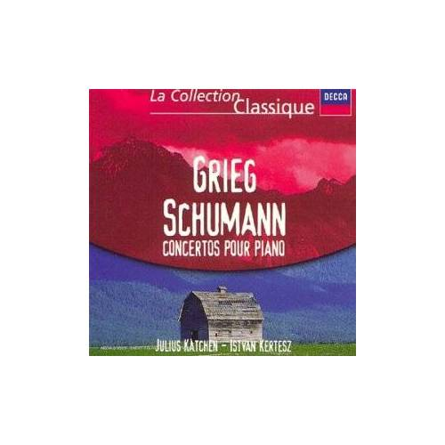 Grieg - Grieg/Schumann/Conc Piano - Preis vom 20.10.2020 04:55:35 h