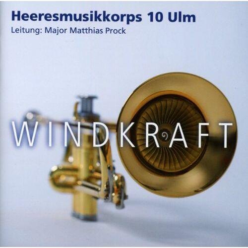 Heeresmusikkorps 10 Ulm - Windkraft - Preis vom 08.04.2021 04:50:19 h