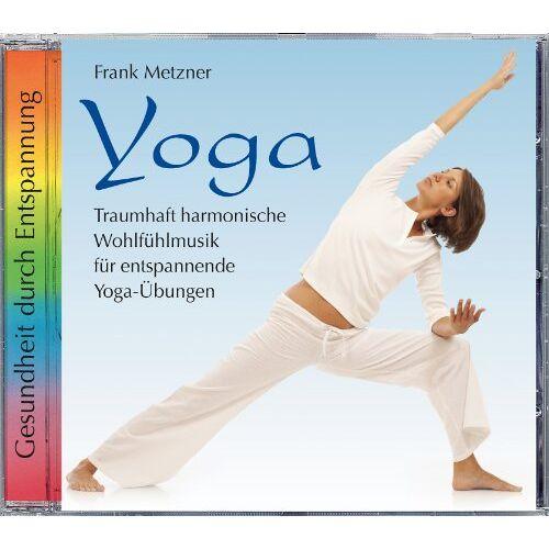 Frank Metzner - Yoga - Preis vom 28.02.2021 06:03:40 h